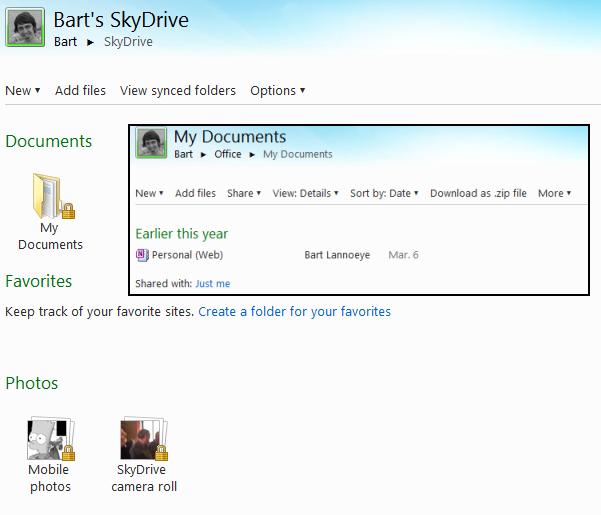 SkyDriveWP7Sync